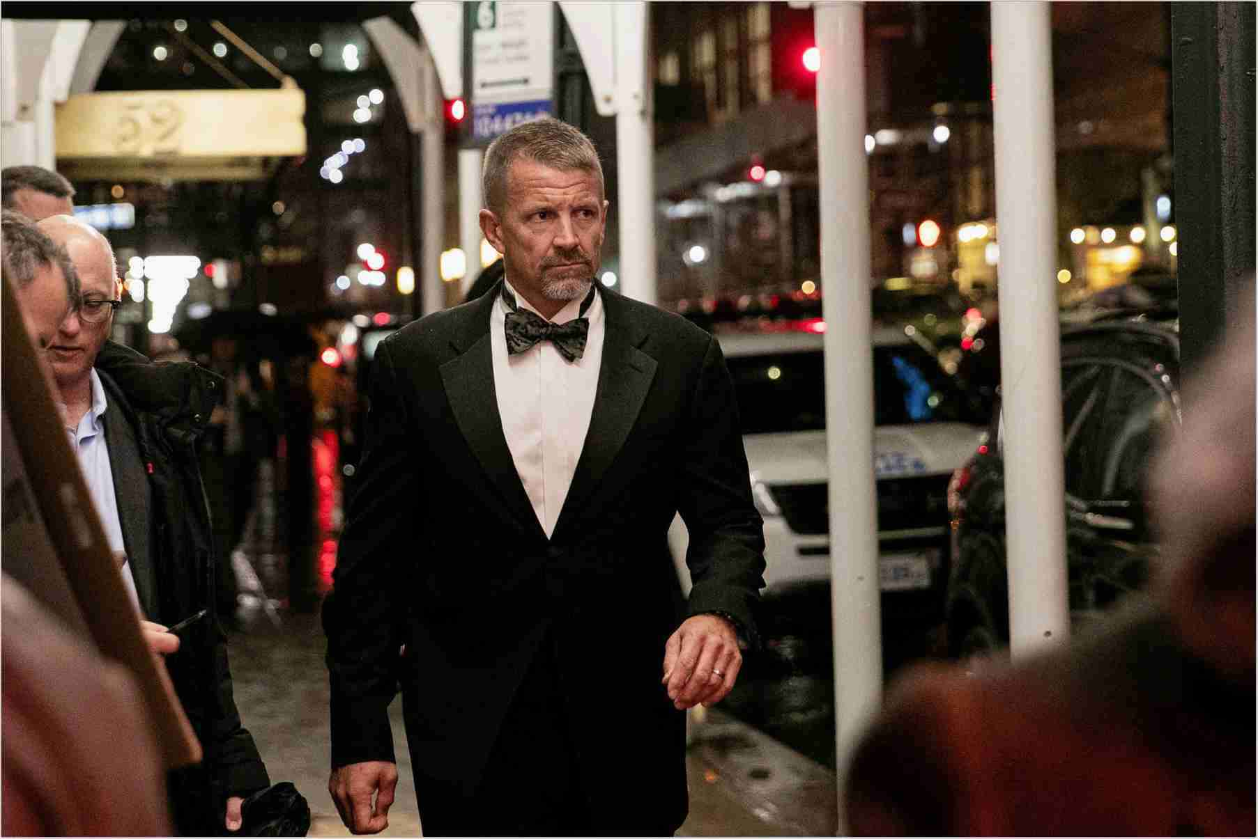 Erik Prince Measurements, Height & Weight Latest Update 20
